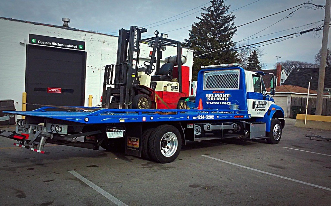 Safely Transport Difficult-to-Move Machinery in Des Plaines, Arlington Heights, Palatine & Glenview, IL