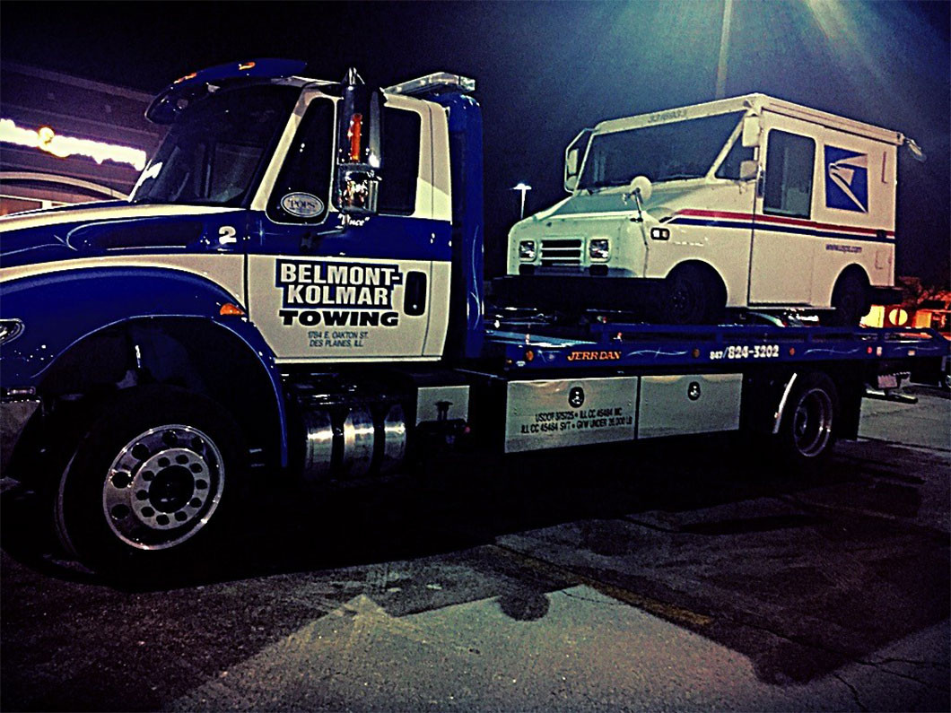 Commercial Vehicle Transportation in Des Plaines, Arlington Heights, Palatine & Glenview, IL